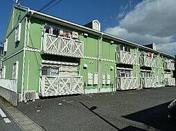 グリーンコート B棟[102号室]の外観