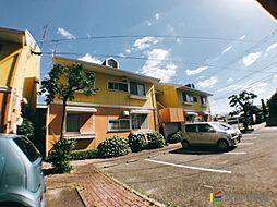 オブジュダールSHIBATA A棟[1階]の外観