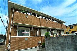 ブライト ネオ ハウス[1階]の外観