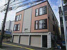 プルミエ手稲[2階]の外観