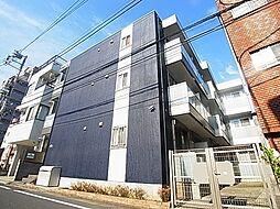 東京都足立区東綾瀬1丁目の賃貸アパートの外観