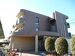 東京都立川市砂川町4丁目の賃貸マンションの外観