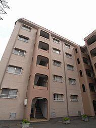 鶴瀬スカイマンション[208号室]の外観