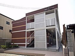 大阪府大阪市東淀川区相川3丁目の賃貸アパートの外観