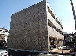 神奈川県相模原市中央区由野台2丁目の賃貸マンションの外観