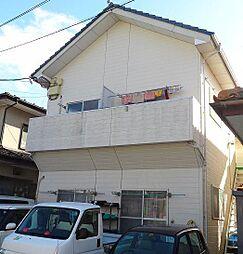 静岡県駿東郡長泉町下長窪の賃貸アパートの外観