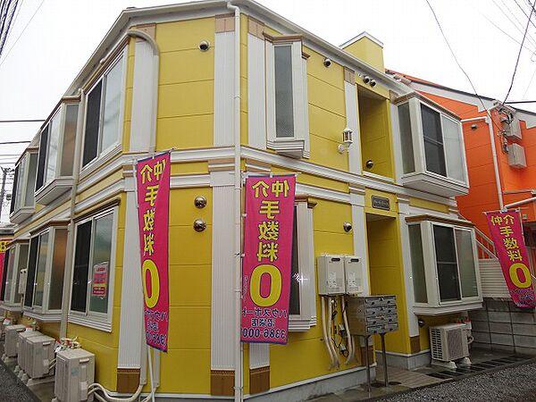 グレーススペイス 2階の賃貸【東京都 / 中野区】