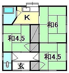 本町六丁目駅 3.8万円