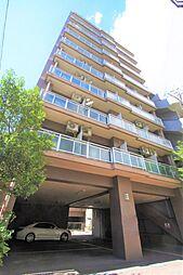 宮城県仙台市青葉区上杉1丁目の賃貸マンションの外観