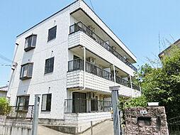 ハイツ平成[3階]の外観