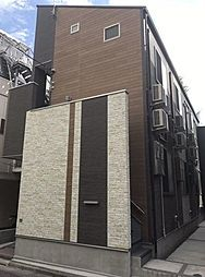 AVAND千川[101号室]の外観