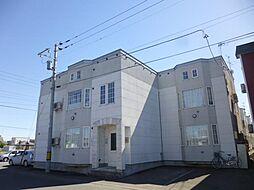 ロワールE棟[202号室]の外観