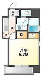 mayumi.7[8階]の間取り