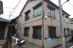 松井ハイツA[2階]の外観