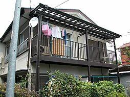東京都調布市小島町2丁目の賃貸アパートの外観
