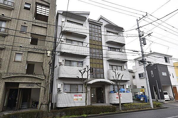 エレガンスコクボ 3階の賃貸【東京都 / 足立区】