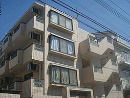 神奈川県川崎市幸区戸手本町2丁目の賃貸マンションの外観