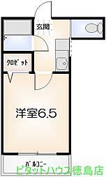 ファミリー3[3階]の間取り