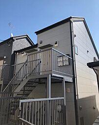 神奈川県横浜市神奈川区三ツ沢下町13の賃貸アパートの外観