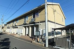 新潟県新潟市中央区近江2丁目の賃貸アパートの外観