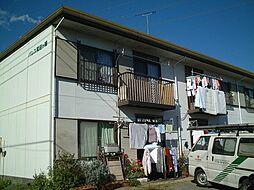 パレス和田ヶ崎[203号室]の外観