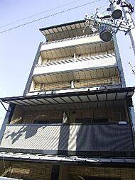 アルティスタ祇園[4階]の外観