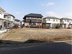 つくば市豊里の杜1丁目の売地 土地の写真