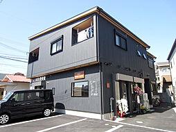 大阪府岸和田市南上町1丁目の賃貸アパートの外観