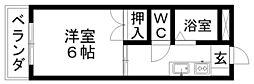 大在駅 2.2万円