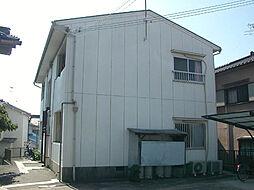 片山ハイツ[201号室]の外観