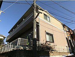 神奈川県横浜市神奈川区羽沢南1丁目の賃貸アパートの外観