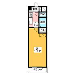 美乃坂本駅 3.5万円