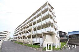 愛知県みよし市打越町山伏の賃貸マンションの外観