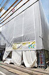 東京都大田区蒲田2丁目の賃貸アパートの外観