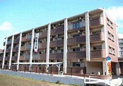 福岡県糟屋郡粕屋町大字内橋の賃貸マンションの外観