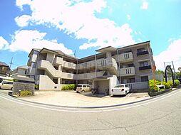 大阪府池田市畑4丁目の賃貸マンションの外観