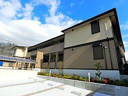 近鉄長野線 富田林西口駅 徒歩28分の賃貸アパート