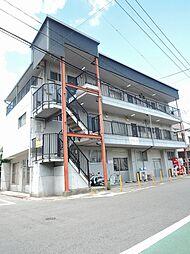 福岡県北九州市小倉北区中井1丁目の賃貸マンションの外観