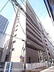 兵庫県神戸市中央区八幡通4丁目の賃貸マンションの外観