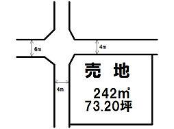 若松原1丁目 売土地