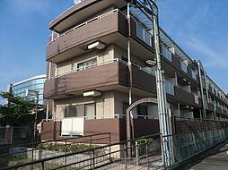 兵庫県尼崎市南塚口町4丁目の賃貸マンションの外観
