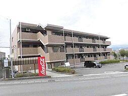 静岡県三島市光ケ丘の賃貸マンションの外観