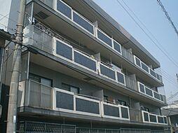 コーポ雅II[3階]の外観