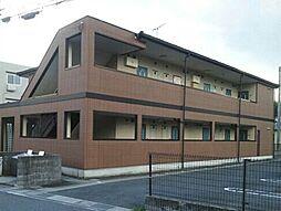 ラッフィナート・カーサ[2階]の外観
