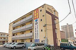 広島県福山市三吉町5丁目の賃貸マンションの外観
