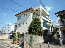 中沢マンション[3階]の外観