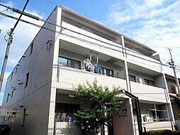 東京都立川市柴崎町2丁目の賃貸マンションの外観