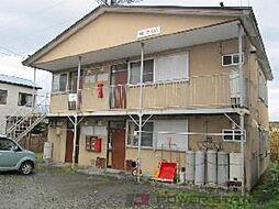 朝里川マンション[1階]の外観