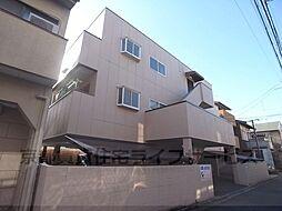 京都府京都市中京区西ノ京樋ノ口町の賃貸アパートの外観