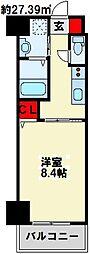 アスティー小町[9階]の間取り